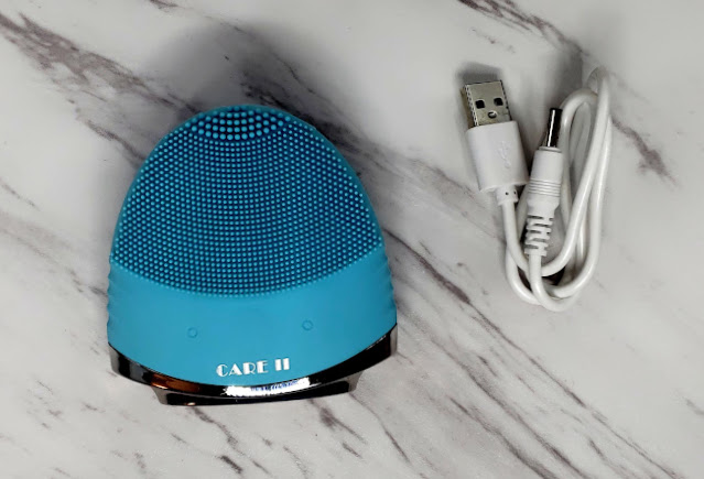 Review: Care II Renewal Facial Cleansing Brush