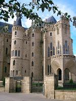 Palacio episcopal; Astorga; León; Castilla y León; Vía de la Plata