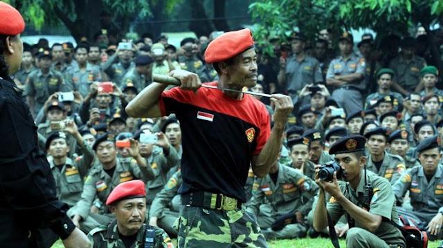 Banser Tasikmalaya Jawab Tantangan OPM: Itu Tugasnya TNI!