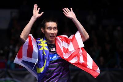 Datuk Lee Chong Wei Lagenda Badminton Malaysia