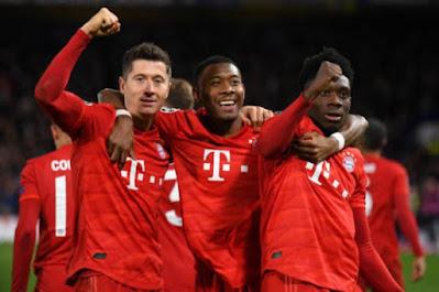 Video Bayern Munich 5-0 Dusseldorf: Phản lưới đầu trận, 5 bàn hủy diệt