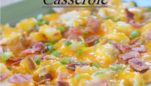 #Yummy #Twice #Baked #Potato #Casserole