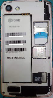 Forme P6 Flash File Free [Dead Recovery Hang Logo/LCD Fix] 100% Tested