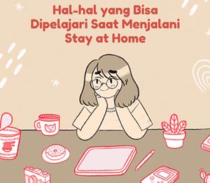 Hal-hal yang bisa dipelajari saat di rumah saja