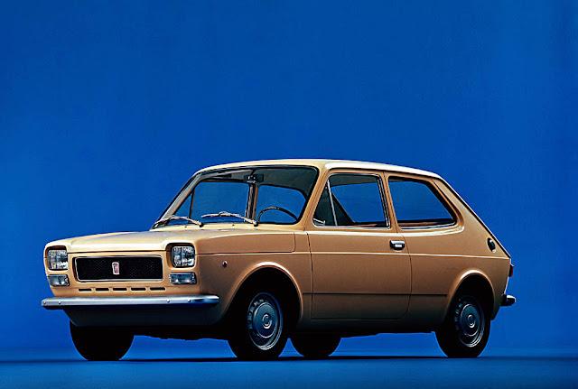1971-1977 - Fiat 127.