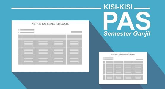 Kisi-kisi soal PAS  Mata Pelajaran IPS kelas VII kurikulum 2013