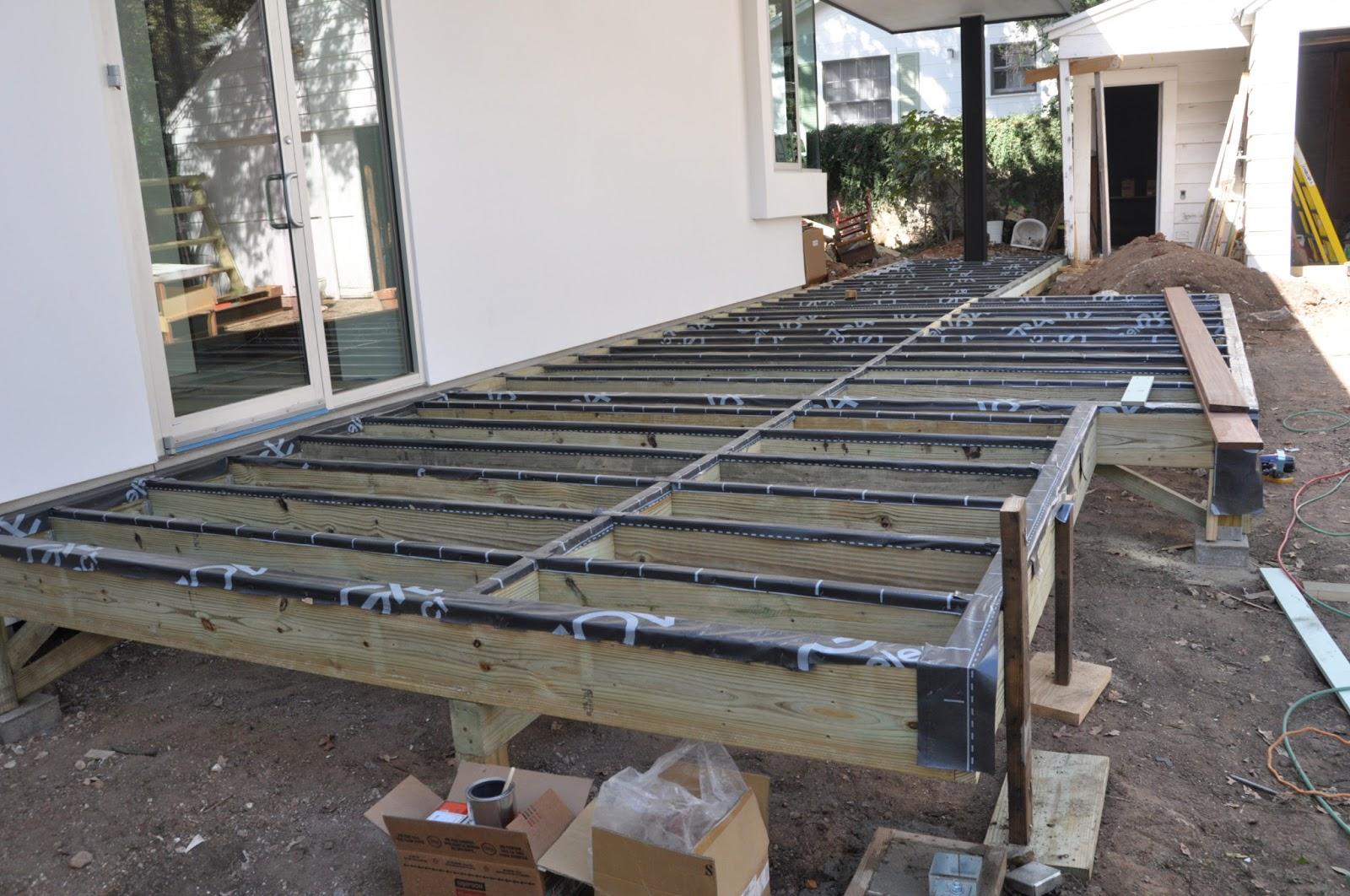Deck Building Calculator