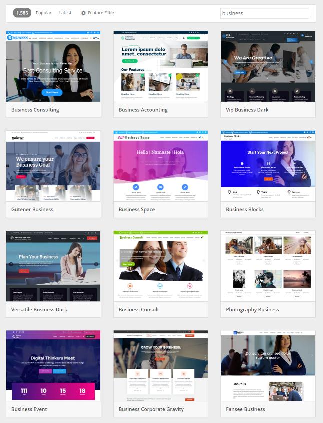 Trend Desain Website Bisnis
