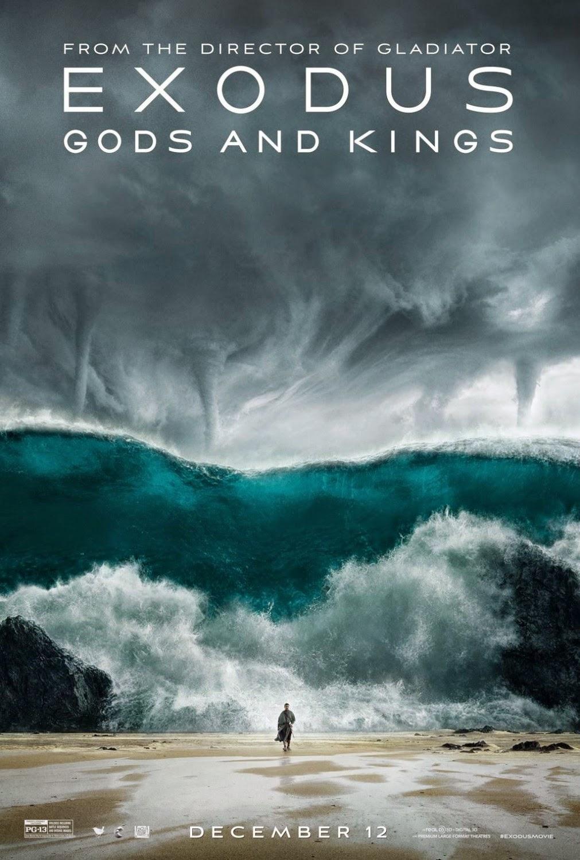 exodus bogowie i królowie recenzja filmu plakat ridley scott christian bale