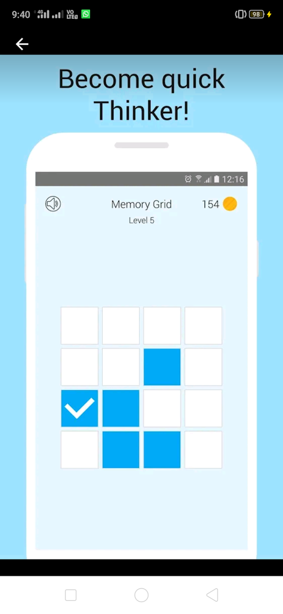 Memory Games Application Download for increase Children's Mind Power and share now