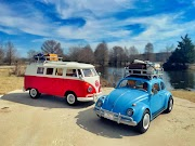 PLAYMOBIL's Volkswagen Series Inspired by Road Trip Nostalgia