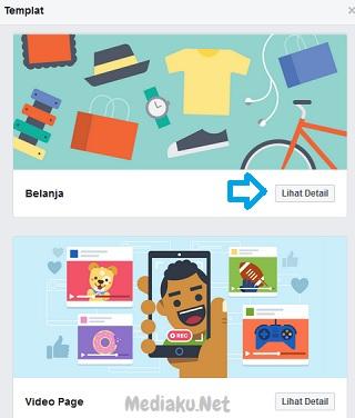 Cara Mengubah Tampilan Fanspage Facebook