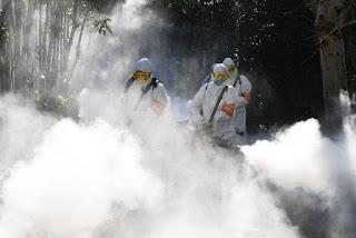 Panduan Disinfeksi Dinas Kesehatan Provinsi DKI Jakarta