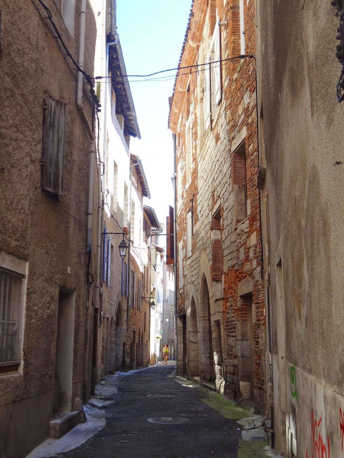 Callejuelas de Cahors