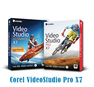 Download Corel VideoStudio Pro X7 2017 free