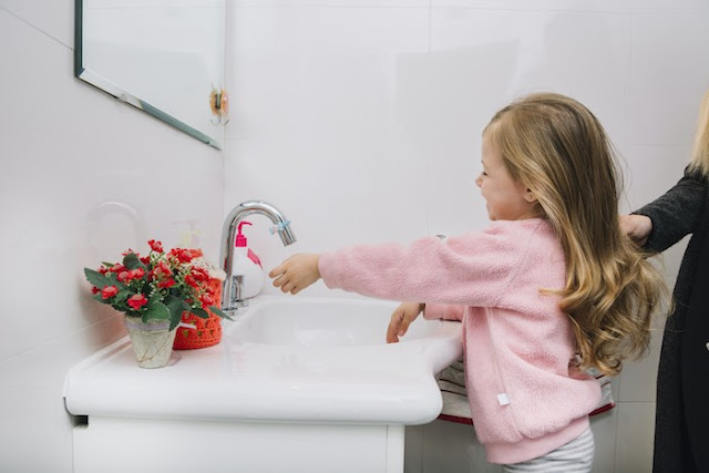 Virus Protection: How To Teach Your Child To Wash Their Hands Properly