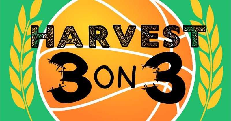 REMINDER: Harvest 3x3 Basketball Tournament Set for Sat Aug 10 in