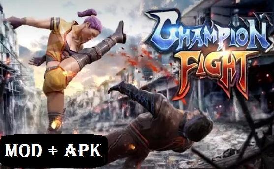 Download Champion Fight 3D Mod Apk Free Unlimited Money