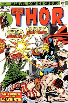 Thor #235, Hercules and Kamo Tharn