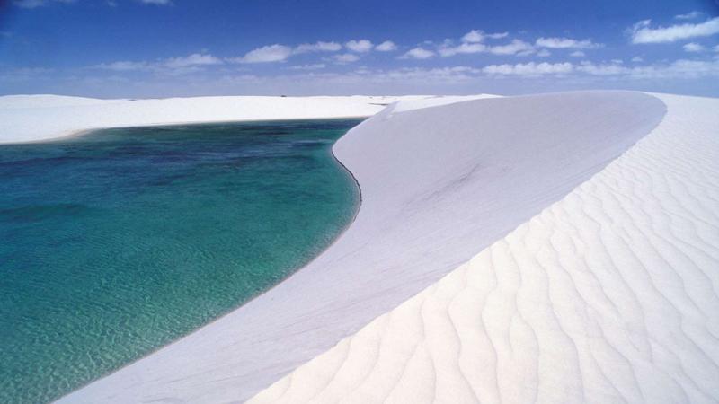 Lençóis Maranhenses Beach, Brazil