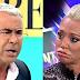 """Jorge Javier a Belén Esteban: """"has dejado de ser la princesa del pueblo para convertirte en una Cayetana"""""""