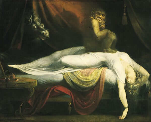 All You Need To Know About Sleep Paralysis And Why It Sounds So Scary