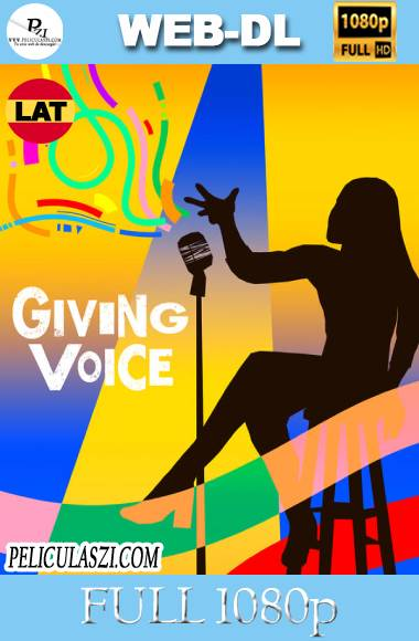 Giving Voice (2020) Full HD NF WEB-DL 1080p Dual-Latino