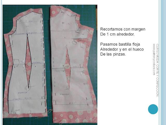 www.patronycostura.com/maniquí de costura pequeño. Tema 185