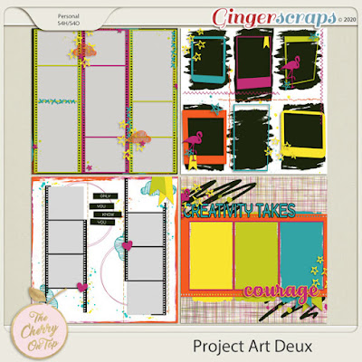 Project Art Deux Templates