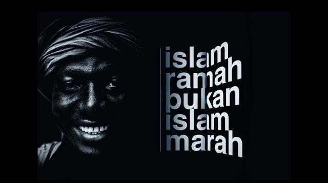 Ada yang Sukanya Marah-marah, Tapi Pasang Status 'Islam Itu Ramah'
