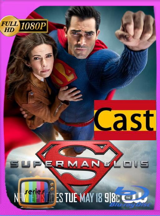 Superman Y Lois (2021) Temporada 1 [13/15] [AMZN WEB-DL 1080p] Español Castellano [GoogleDrive]