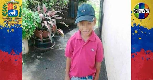 Detenida mujer que degolló a su hijo de 5 años por haberla visto tirando