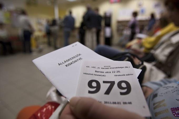Januárban 5,0 százalékos volt az új módszertannal számolt munkanélküliségi ráta