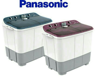 Daftar Harga Mesin Cuci Panasonic Murah Terbaru