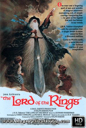 El Señor De Los Anillos (1978) [1080p] [Latino-Ingles] [MEGA]