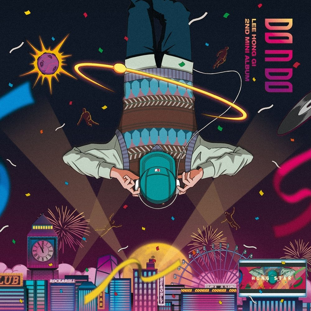 LEE HONG GI – LEE HONG GI 2ND MINI ALBUM [DO n DO]