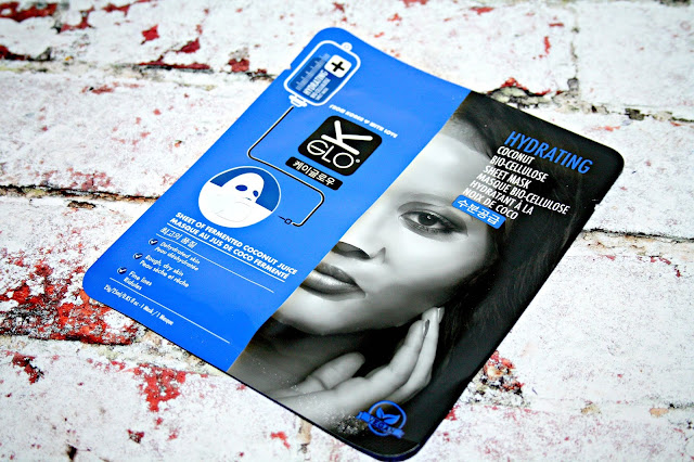 K-GLO Hydrating Sheet Mask