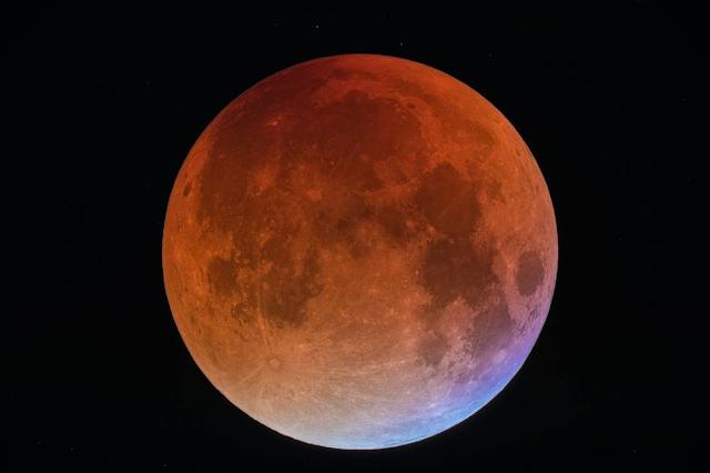"""O raro eclipse de """"superlua azul de sangue"""" acontecerá hoje"""