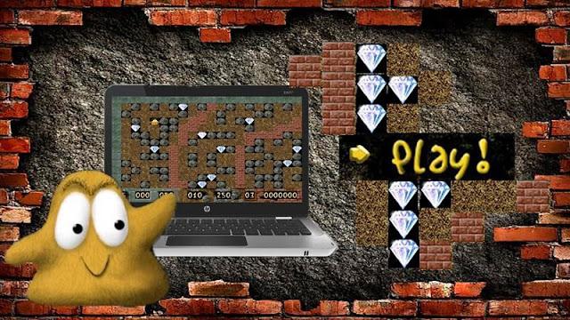 تحميل لعبه الكمبيوتر الماس - Digjim كامله برابط واحد