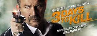 Alur Kisah Film 3 Days to Kill,Memburu Teroris Untuk Obat Penawar