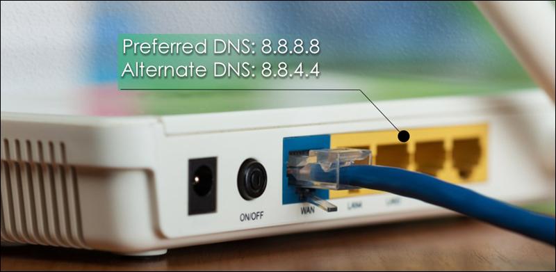 كيفية-إضافة-عنوان-DNS-مخصص-للراوتر-TP-Link-TE-Data