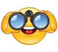 Binoculars Smiley