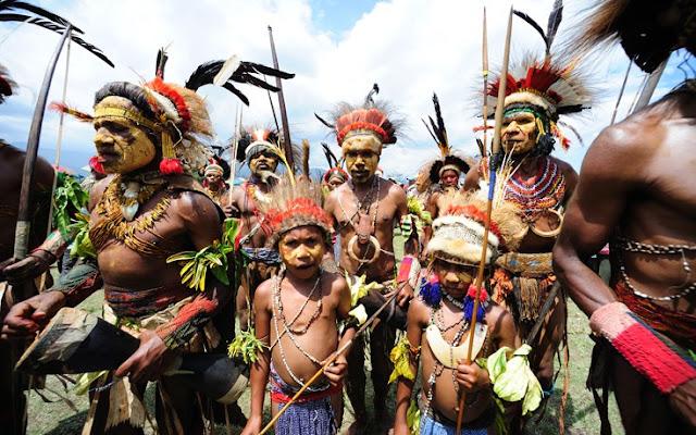 Υπάρχουν φυλές του Ειρηνικού που το DNA τους δεν συνδέεται με γνωστό ανθρώπινο πρόγονο!