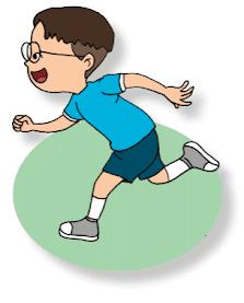 anak berlari www.aimplenews.me