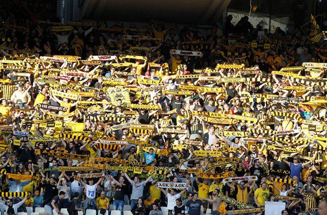 Superleague: Με κόσμο στα γήπεδα από την επόμενη αγωνιστική