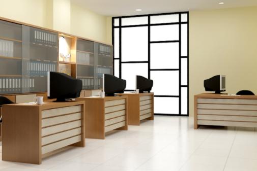 desain kantor sederhana
