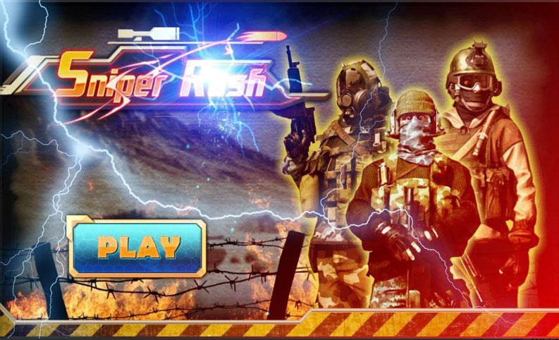 Download games sniper rush 3D apk