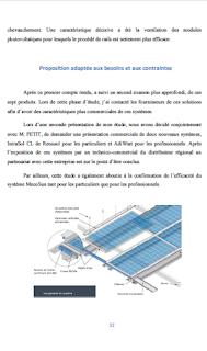 rapport de stage energie renouvelable pdf