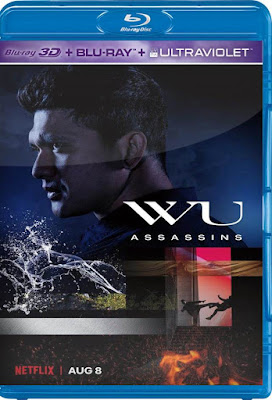 Wu Assassins (TV Series) S01 HD 1080p Dual Latino