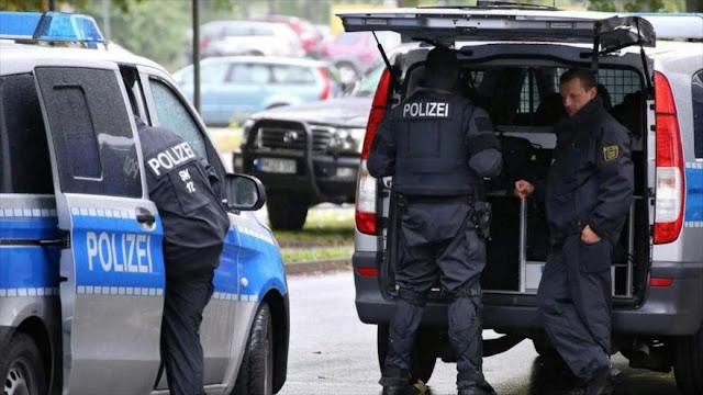 Policía alemana evacua un distrito por sospechas de atentado